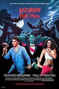 Saturday The 14th - 1981 - Movie Poster