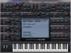 DUNE is Synapse Audio's flagship synthesizer, a massively deep, versatile, high-quality instrument developed for the wants {of professional} music producers. Fx Sound, Sound Effects, Audio Sound, Absolute Dating, Serato Dj, Music Software, Photoshop Cs5, Best Apps, Me On A Map