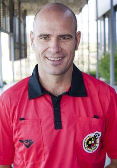 Fernando Gutiérrez, árbitro