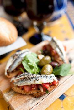 Boquerones: Spanish Food Recipe
