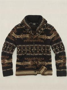 Shop Clothing for Men, Women, Children & Babies Shawl Collar Cardigan, Sweater Jacket, Men Sweater, Preppy Style, My Style, Sweater Making, All Fashion, Pulls, Concept Shop