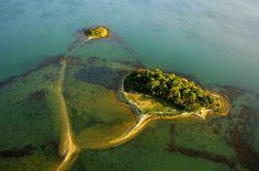 Iles Brouel, ile aux moines - brouel island