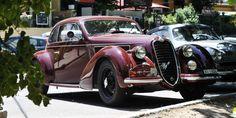 Alfa Romeo 6C 2300 B Mille Miglia (1938)
