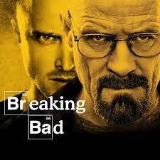 Breaking Bad - we just finished Season 5 (marathon sessions). Such a great show - we are really into it!