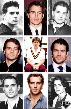 """Henry Cavill - by """"A Man Can Fly"""" for Henry Cavill Fanpage - 399 