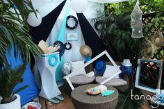 #photobooth #photocall décors thématique beach by Tanaga ambiance designer