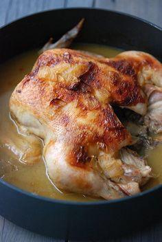 Chicken Braised in Coconut Milk
