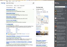New version of Bing in the works, comes with new social sidebar and three-column design