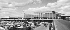 Northland Mall,  Greenfield Road & 8 Mile 1954, Americas first indoor mall!
