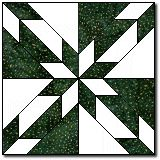 Hunter's Star, templates pr paper pieced, on Quilters Cache Barn Quilt Patterns, Paper Piecing Patterns, Pattern Blocks, Quilting Patterns, Star Quilt Blocks, Star Quilts, Hunters Star Quilt, Patchwork Quilting, Quilt Tutorials