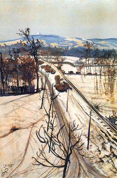 Stanisław Wyspiański, Kościuszko Mound, 1905
