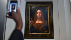 """A Leonard da Vinci painting once bought for $60 is about to go under the hammer, billed as """"the greatest artistic rediscovery of the 21st century."""""""