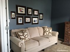 Living Room Makeover with Ace Blogger @nestforless