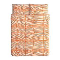 ÖDESTRÄD Duvet cover and pillowcase(s) - Full/Queen (Double/Queen) - IKEA