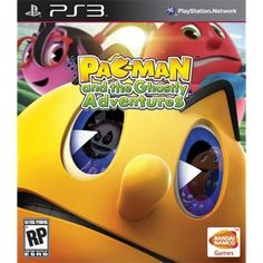 Pac-Man And The Ghostly Adventures Ps3 Cfw 3.55 Eboot Fİx | Ps3cfwfix