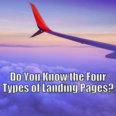 The landing page is the first place your prospective customers will see. But you can't always control how customers are finding your online business.