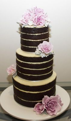 Naked Wedding Cakes - Yahoo Image Search Results