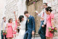 """Pour votre mariage en 2016, inspirez-vous de ce superbe shooting """"Love over the rainbow"""" Image: 29"""
