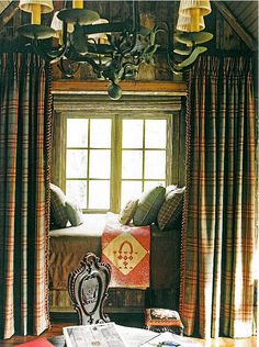 Cozy... Window Treatments, Cozy, Windows, Curtains, Interiors, Design, Home Decor, Blinds, Decoration Home