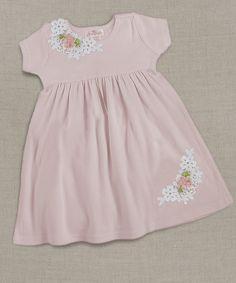 Pink Lace Olivia Dress - Infant & Toddler