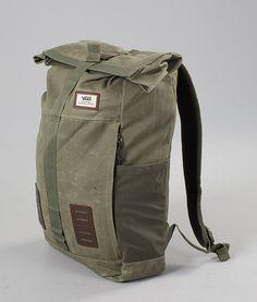 Vans Plot Roll Top Bag
