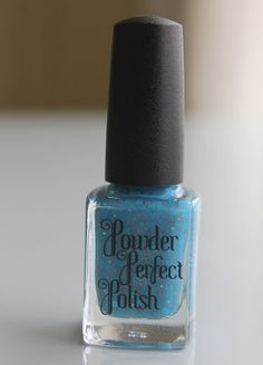 Indie Nail Polish called Lake Lyn, from our Mortal Instruments inspired collection. Check out Powder Perfect Polish on Etsy!