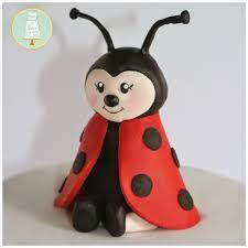 Bildergebnis für fondant cake ladybug pinterest