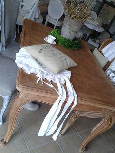 LORD dla Beaty -stół w surowym dębie - Nasze meble - Nasza galeria - Mode De Vie