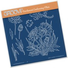 Dahlias Groovi Plate by Jayne Nestorenko Embossing Tool, Parchment Craft, Clever Design, Craft Shop, Cute Baby Clothes, Plate Sets, Jewelry Crafts, Cute Babies, Dahlias