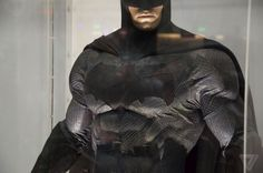 Up close with the new Batman, Superman, and Wonder Woman costumes | The Verge