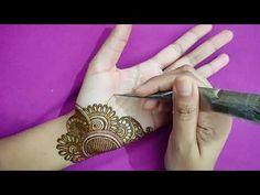 Mehndi Tattoo, Mehndi Art, Mehendi, Basic Mehndi Designs, Mehndi Designs For Hands, Mhendi Design, Beautiful Mehndi Design, Hand Mehndi, Mehndi Patterns