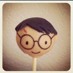 Harry Potter Cake Pop
