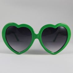 fa5b6884797e green heart sunglasses Clear Sunglasses, Cute Sunglasses, Heart Shaped  Sunglasses, Sunglasses Online,