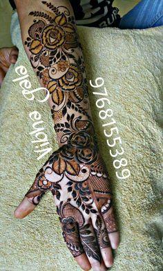 new henna desings