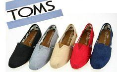 Custom TOMS Shoes by KTJcorner on Etsy