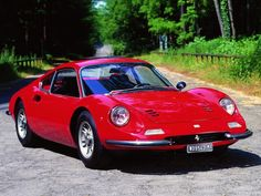 Ferrari dino 246 gt 1969 1974