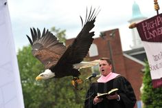 HPU: The 88th Commencement Just as beautify as his flight over my freshmen orientation!