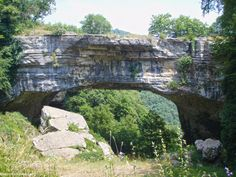 See Europe's largest natural stone bridge, the Ponte di Veja! Click to see more adventure activities to do in Lessinia Regional Park.
