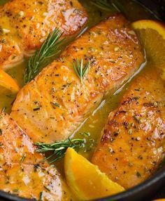 Tavada portakallı somon fileto tarifi – Tavuk tarifleri – The Most Practical and Easy Recipes Orange Salmon Recipes, Baked Salmon Recipes, Fish Recipes, Seafood Recipes, New Recipes, Cooking Recipes, Quick Recipes, Orange Glazed Salmon, Fancy Dinner Recipes