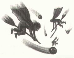 I've been thinking about getting an HP tattoo -- I like the idea of Harry flying on his broom behind my ear sort of