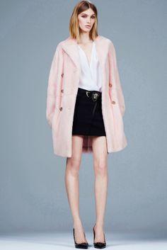 Versace | Pre-Fall 2014 Collection | Style.com Model: Irina Nikolaeva