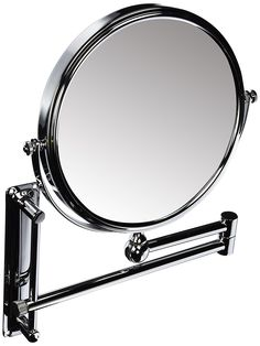 Danielle 10x Magnification Adjustable Round Wall Mount Mirror * Be sure to check out this awesome product.