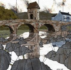 David Day Artist - Paintings of Wales - Limited Edition Art Giclée Prints to Buy Online