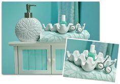 Tropical Teal Sweet Pea Print Shower Curtain Bathroom Accessories Home Living Pinterest