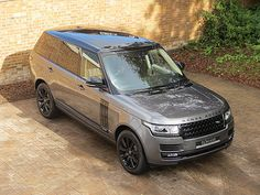 Range Rover 4.4 SDV8 Autobiography LWB