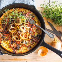 Näin onnistut - Takuulla pehmoiset ja herkulliset lihapullat / Tinskun keittiössä ja Tyynen kaa Paella, Cheddar, Yummy Food, Ethnic Recipes, Cheddar Cheese, Delicious Food