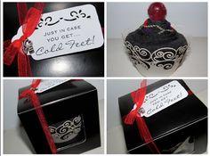 Sock Cupcake Grooms Gift  Just in case you get... by SockNRollUK, £4.00