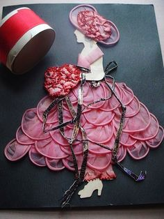 antique ribbon doll - Bing Images