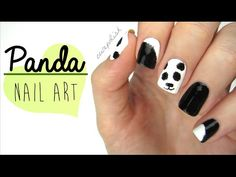 In today's nail tutorial I'm going to be showing you how to create a super cute, and easy nail art design featurin.