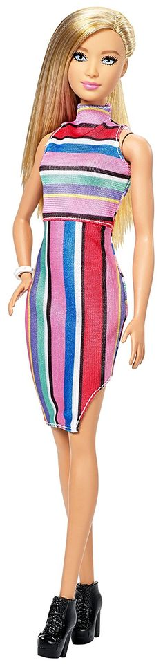 Amazon.com: Barbie Fashionistas 68 Doll: Toys & Games